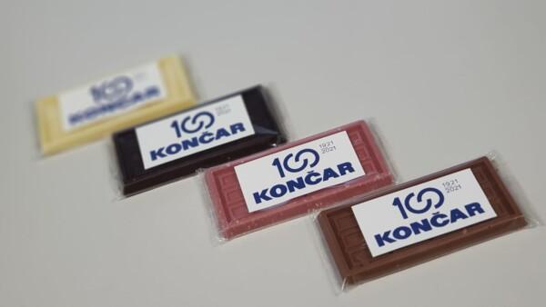 Ovo može biti vaša čokolada